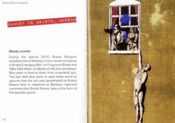 Дизайн-дайджест: Книга мифов о Бэнкси, выставка Ай Вэйвэя и арт-ярмарка FIAC в Париже. Изображение № 29.