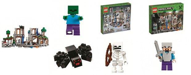 Российский магазин «слил» в Сеть новые наборы Lego Minecraft . Изображение № 4.