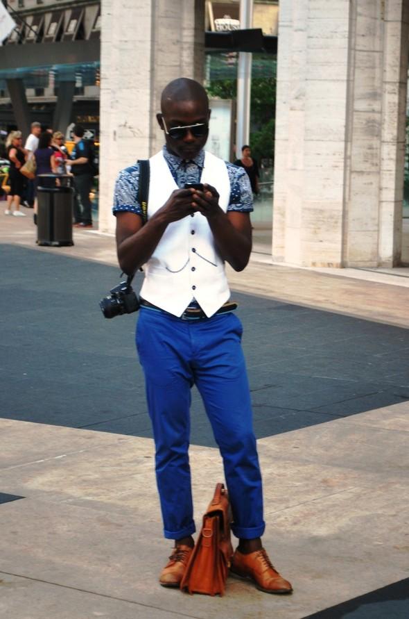 Street Fashion @ NYFW. Изображение № 32.