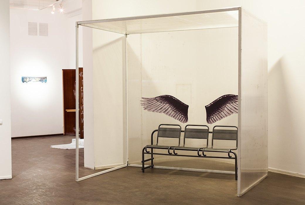Как стрит-арт попадает в музей: Ретроспектива Паши 183. Изображение № 24.