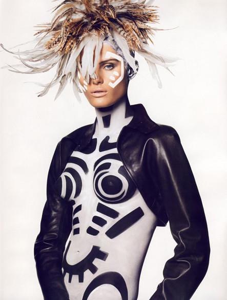 Vogue French November 2009. Изображение № 3.