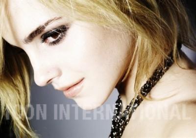 Emma Watson for Sunday Times Style Magazine (December 2008). Изображение № 8.