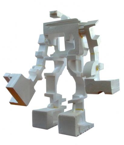 Роботы изпенопласта Майкла Салтона. Изображение № 4.