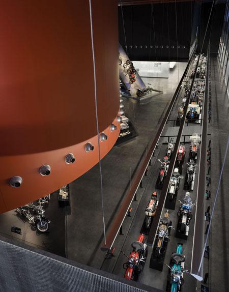 Музей Harley-Davidson вМилуоки. Изображение № 2.