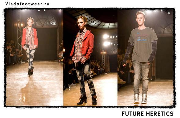 Vladofootwear & Future Heretics Показ 2009. Изображение № 2.