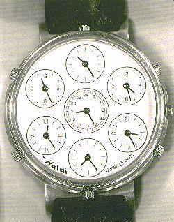 Самые странные наручные часы Топ-30. Изображение № 18.