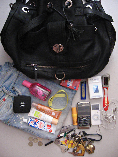Look at Me: What's in your bag?. Изображение № 21.