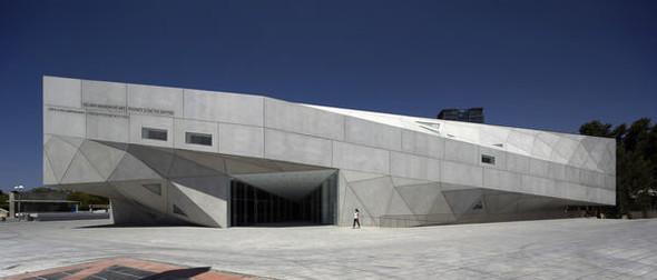 Гиперболический параболоид: новое слово в музейном строительстве. Изображение № 1.