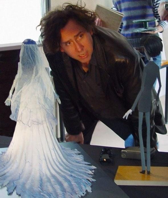 «Труп Невесты» Тима Бартона. Изображение № 10.