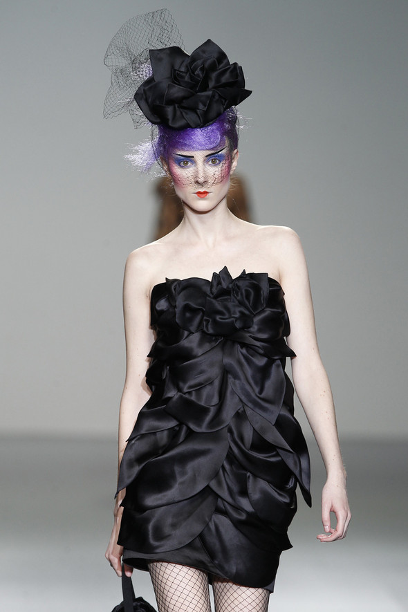 Madrid Fashion Week A/W 2012: Elisa Palomino. Изображение № 19.