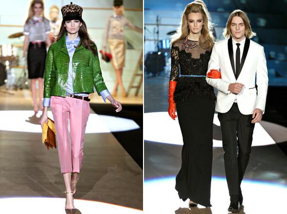 Показы Milan Fashion Week FW 2012: День 6. Изображение № 1.