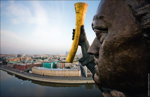 Покорители московских вершин. Изображение № 19.