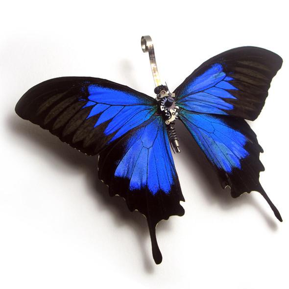 Стимпанк насекомые от Mike Libby. Изображение № 5.