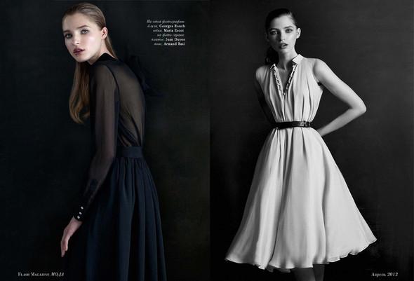 Интервью модели: Катя Константинова @ Al Model Management. Изображение № 14.