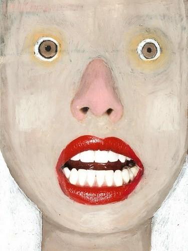 Абсурдные и привлекательные портреты Хуима Тио. Изображение № 9.