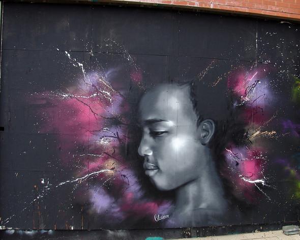 Стрит-арт в Лондоне. Изображение № 27.