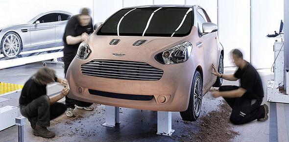 Aston Martin выпустит женское авто всего за33 000. Изображение № 1.