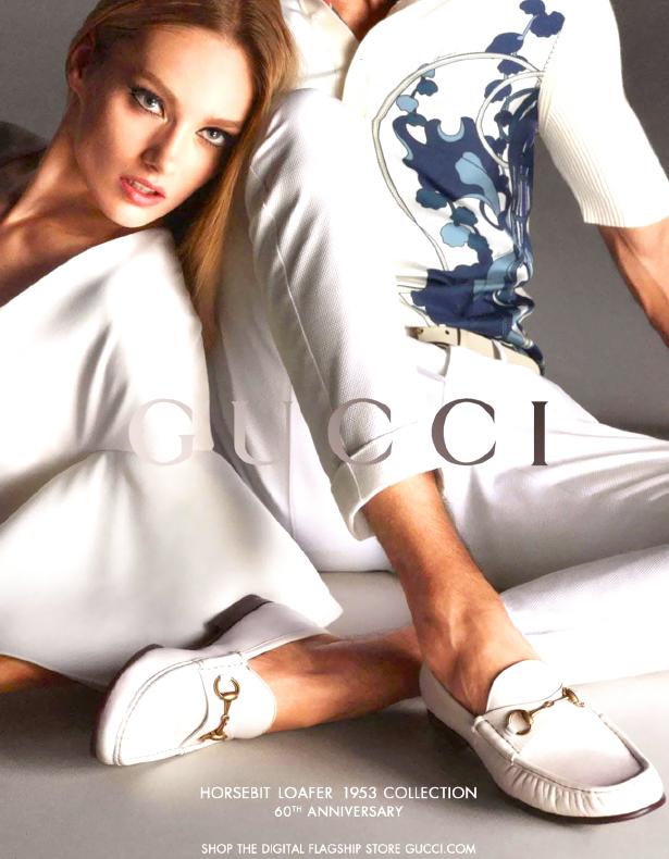 Hermes, Chanel и Gucci показали превью кампаний. Изображение № 11.