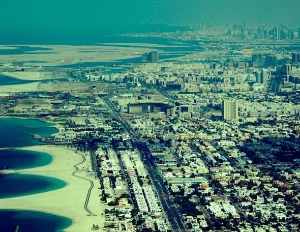 Изображение 20. Dubai: приверженец масштаба.. Изображение № 20.