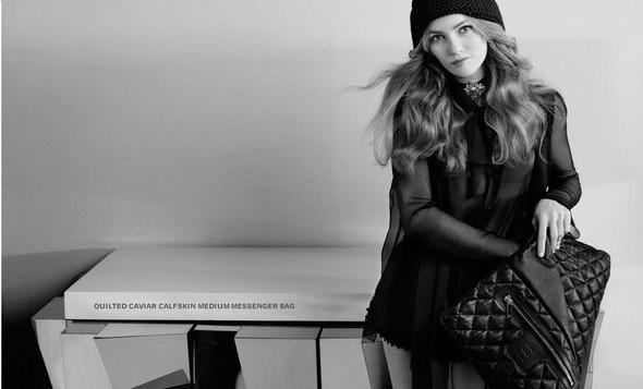 Chanel Cocoon и Vanessa Paradis. Изображение № 6.