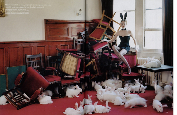 Pantomime by Tim Walker. Изображение № 11.