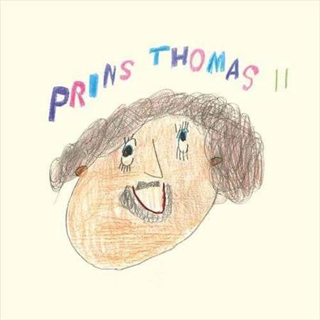 Обложка альбома Prins Thomas II. Изображение № 1.