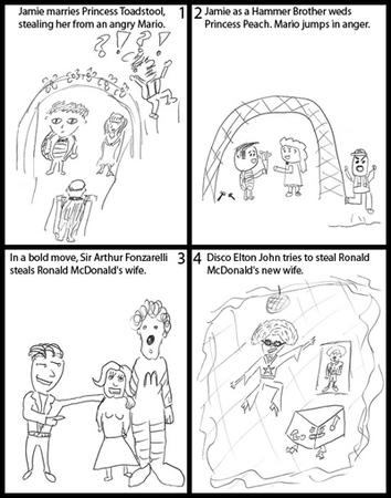 Испорченные Комиксы. Изображение № 2.