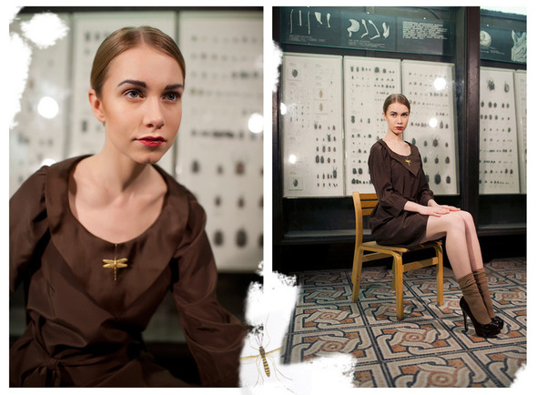 Lookbook SS'12 Vera Olshvang для Bacstage showroom. Изображение № 7.