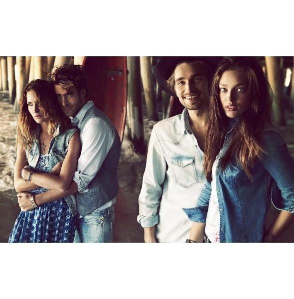 Изображение 45. Рекламные кампании: H&M, Mango и другие.. Изображение № 40.