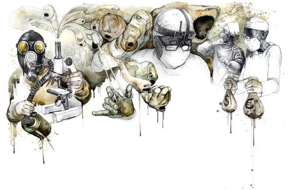 Watercolor in me: Dmitry Ligai. Изображение № 3.