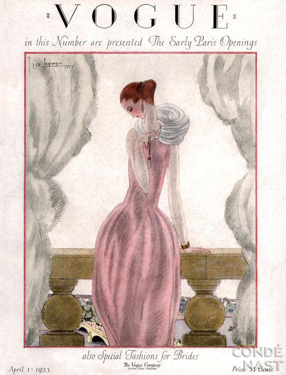 Калейдоскоп обложек Vogue. Изображение № 13.