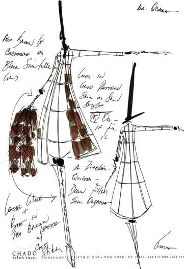 Дизайн одежды дляМишель Обамы. Изображение № 7.