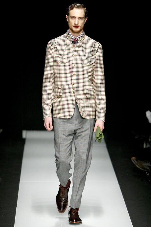 Изображение 95. Milan Fashion Week. Часть 1.. Изображение № 111.