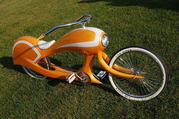 Невероятные велосипеды Джейсона Баттерсби. Изображение № 10.