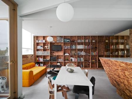 А-ля натюрель: материалы в интерьере и архитектуре. Изображение № 47.