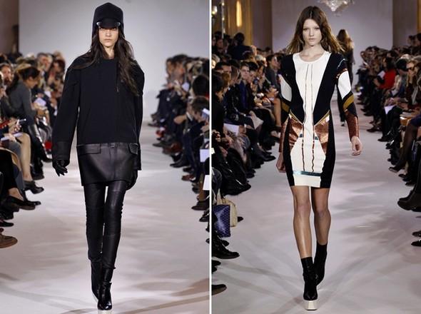 Показы Paris Fashion Week FW 2012: День 2. Изображение № 9.