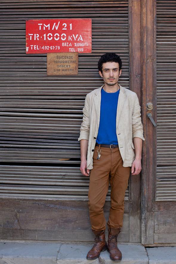 Baku Street Fashion | Spring 2012. Изображение № 9.