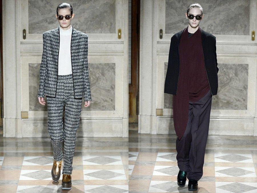 Неделя моды в Париже:  Дни 1 и 2. Изображение № 1.
