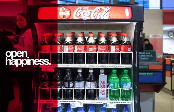 Новая классика. Бутылка Coca-Cola. Изображение № 6.