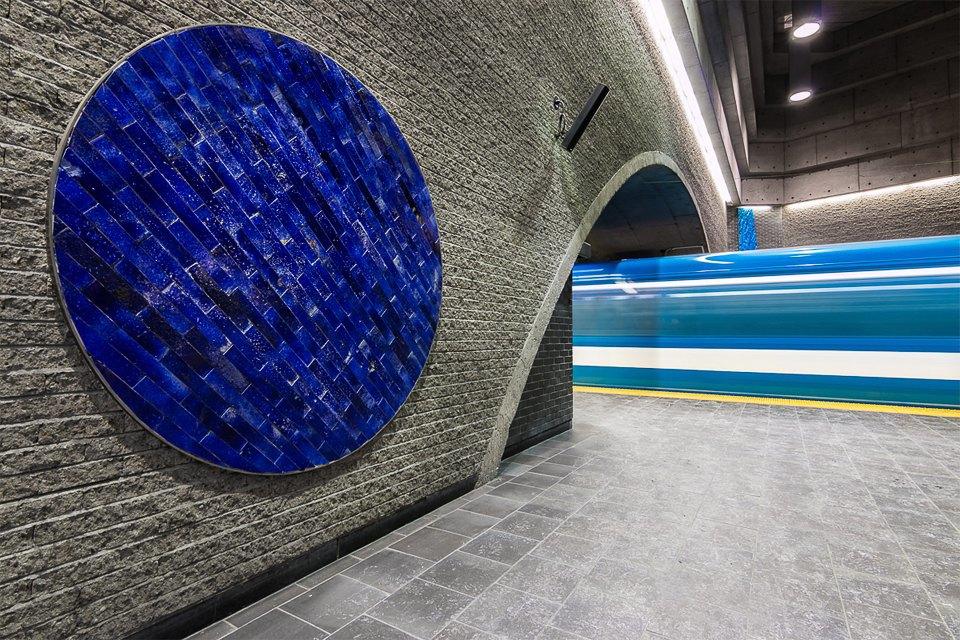 Фото: незаметная красота монреальского метро. Изображение № 13.