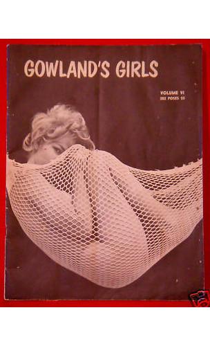 Части тела: Обнаженные женщины на фотографиях 50-60х годов. Изображение № 60.