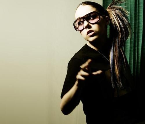 Blah Blah about Lady Sovereign. Изображение № 1.