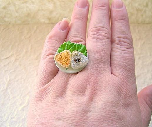 Изображение 1. Кольца из Японии.. Изображение № 1.