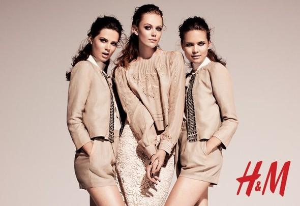 Лукбук: H&M Conscious Collection 2011. Изображение № 1.