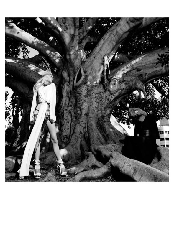 Съёмка: Сигри Агран для Numero. Изображение № 7.