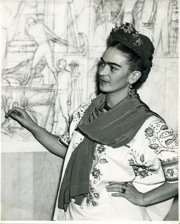 В Мексике впервые покажут гардероб Фриды Кало. Изображение № 9.