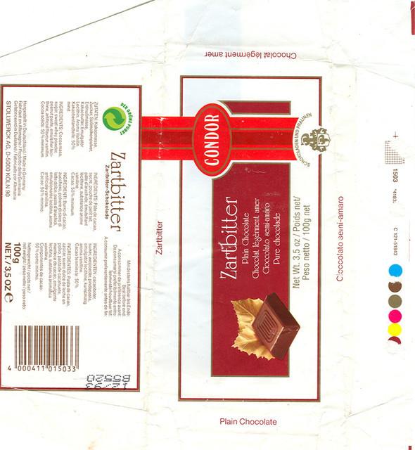 Мояшоколадная коллекция (1992–2009). Часть первая. Изображение № 18.