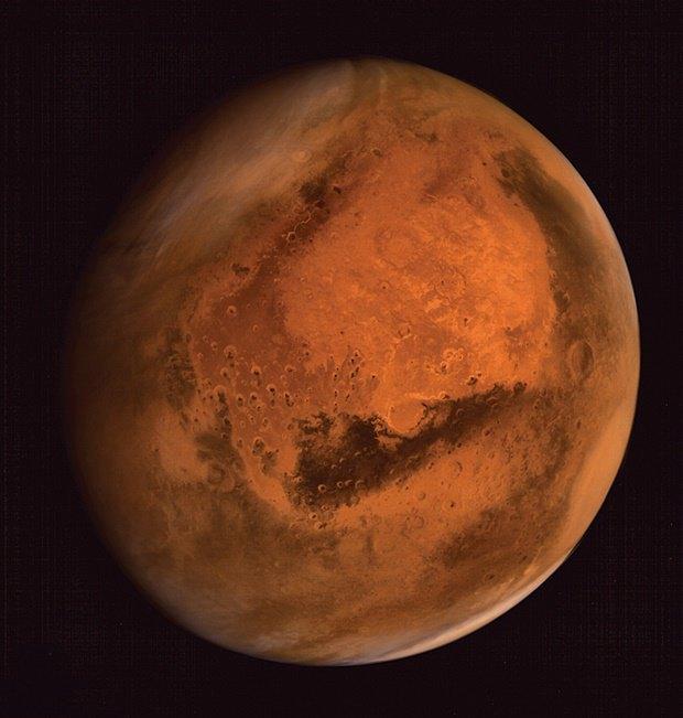 Фотография Марса с аппарата Mars Orbiter. Изображение № 10.
