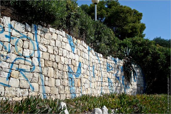 Граффити и стикеры Салоу, Испания. Изображение № 17.