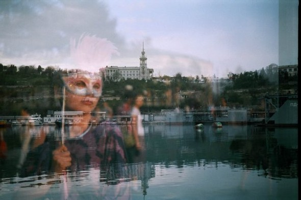 Lomography. Connecting cities. Изображение № 11.